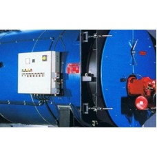 Containerized Boiler