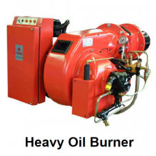 Heavy Oil Burner