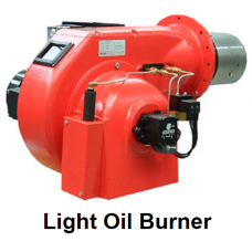 Light Oil Burner